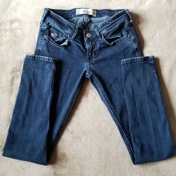Hollister Denim - Hollister Super Skinny Indigo Size 24 x 29